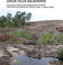 COVER Rekomendasi Teluk Balikpapan