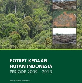 Potret Hutan Indonesia 2009 2013 FWI.pdf Page 001
